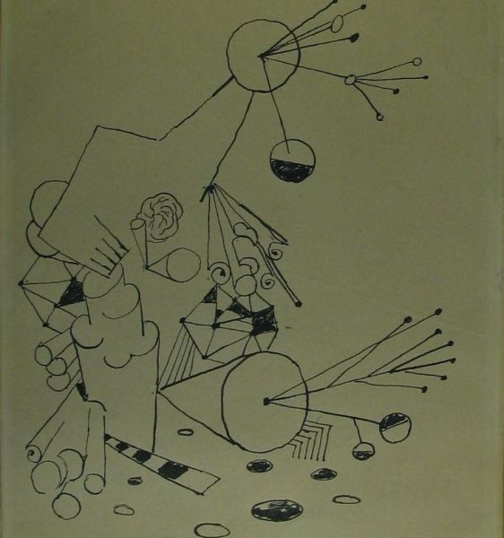 Stage II (Mescaline Drawing with Cones) - LDBTH:19