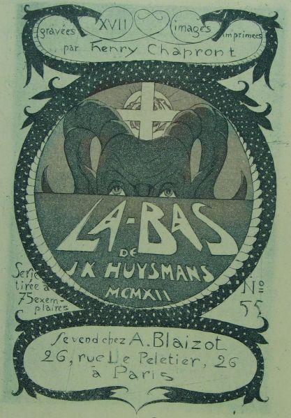 La-Bas cover art