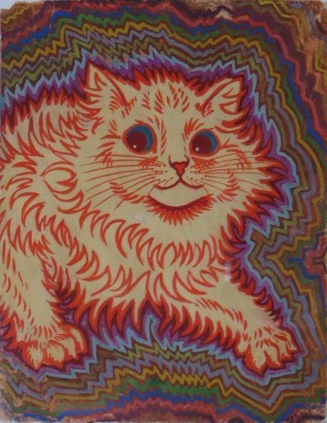 Kaleidoscope Cats III - LDBTH:157