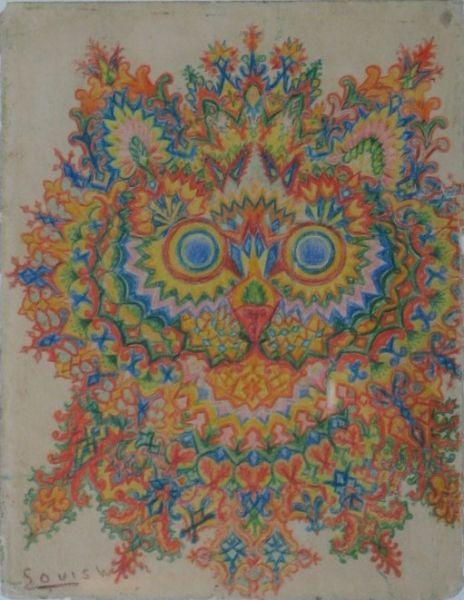 Kaleidoscope Cats IV - LDBTH:158