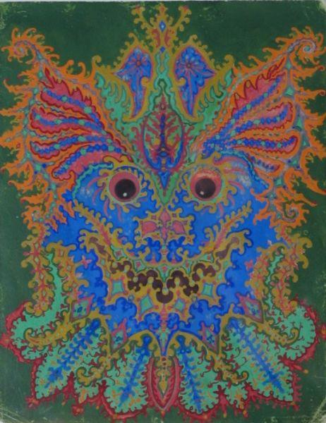 Kaleidoscope Cats V - LDBTH:159