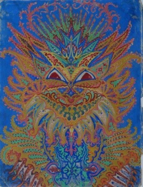 Kaleidoscope Cats VI - LDBTH:160