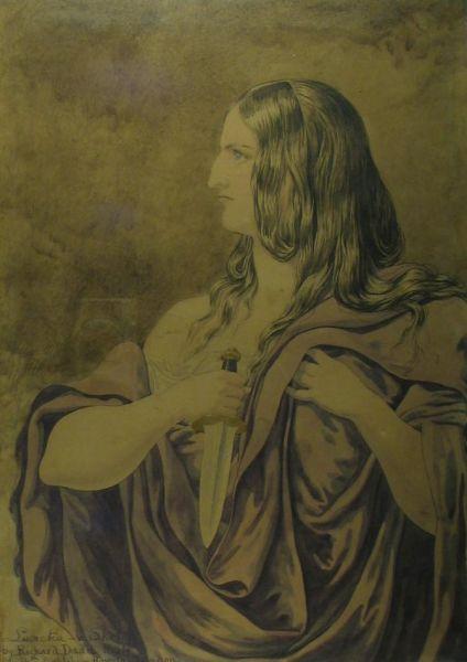 Lucretia - A Sketch - LDBTH:201