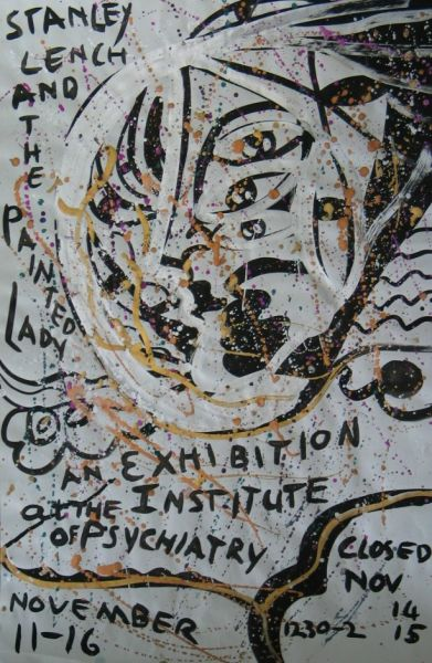 Stanley Lench Exhibition Poster III - LDBTH:225