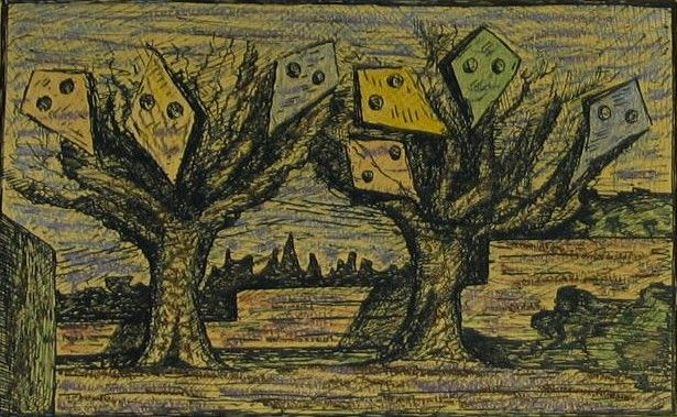 Trees with Kites - LDBTH:285