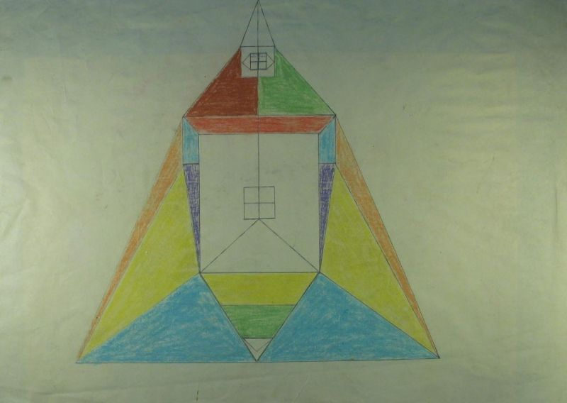 Geometric Church - LDBTH:286