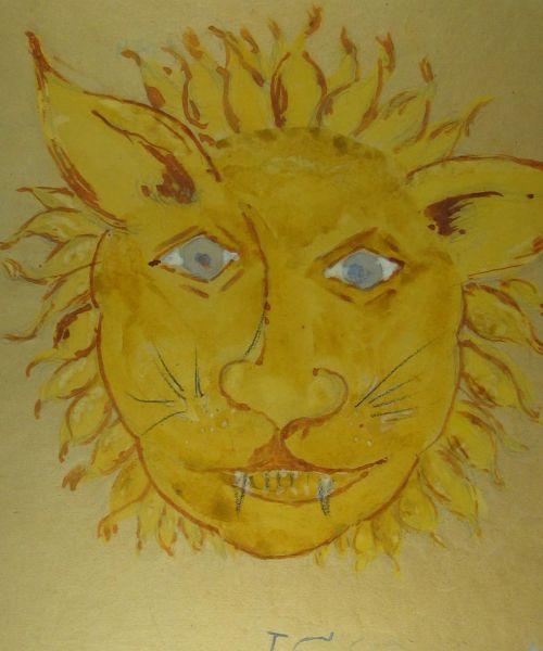 Lion - LDBTH:296