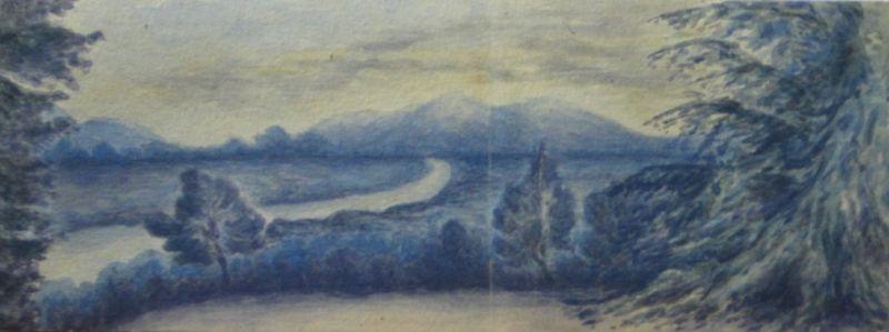 Blue Landscape - LDBTH:510