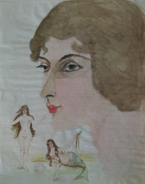 Female Nude Series V - LDBTH:522