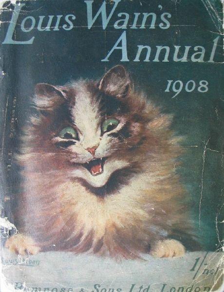 Louis Wain's Annual 1908 - LDBTH:778