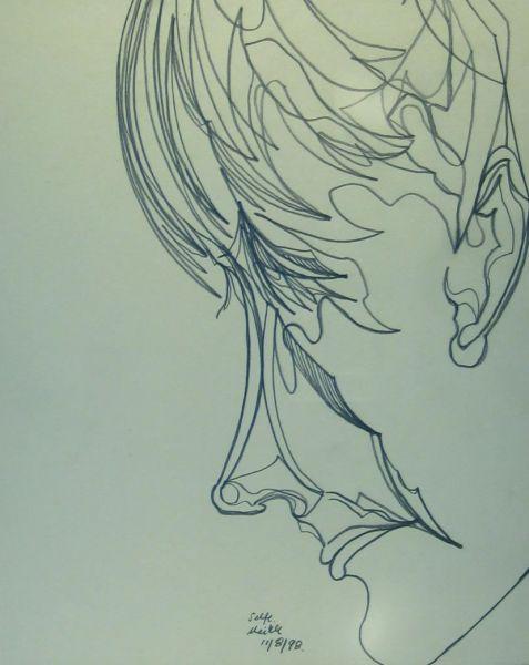 Self Portrait I - LDBTH:794