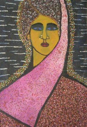 Indian Woman - LDBTH:890