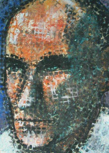 Portrait of Dr. Karl Theodor Bluth - LDBTH:926