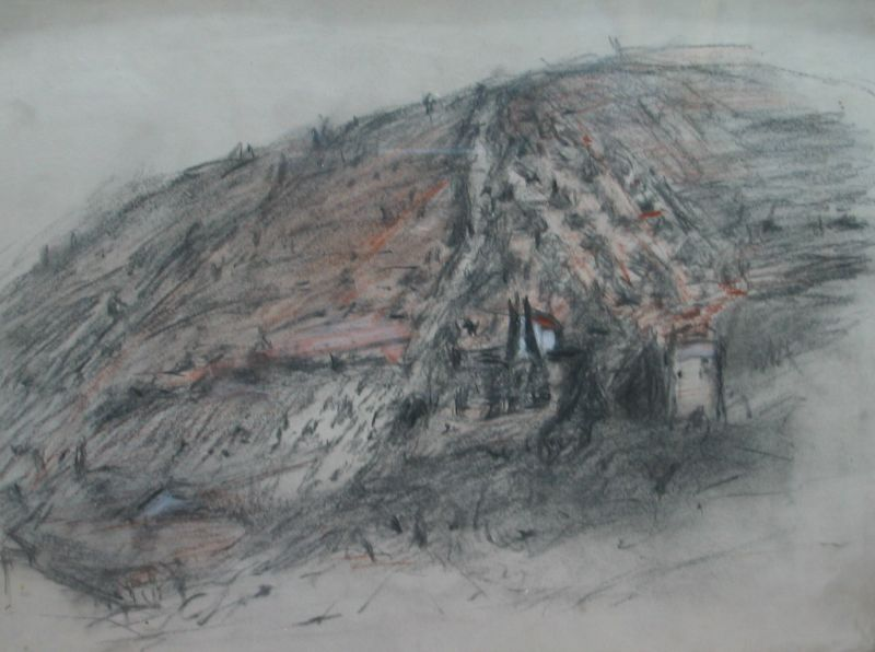 French Landscape IX - LDBTH:948